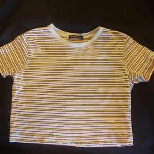 Brandy Melville striped top